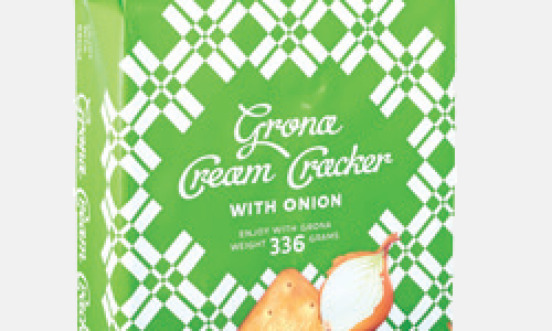 BÁNH QUY GRONA CREAM-CRACKER WITH ONION